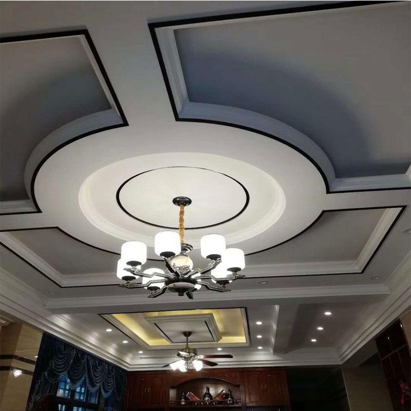 海南石膏板吊顶装饰工程